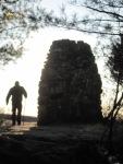 Allens Ledge chimney