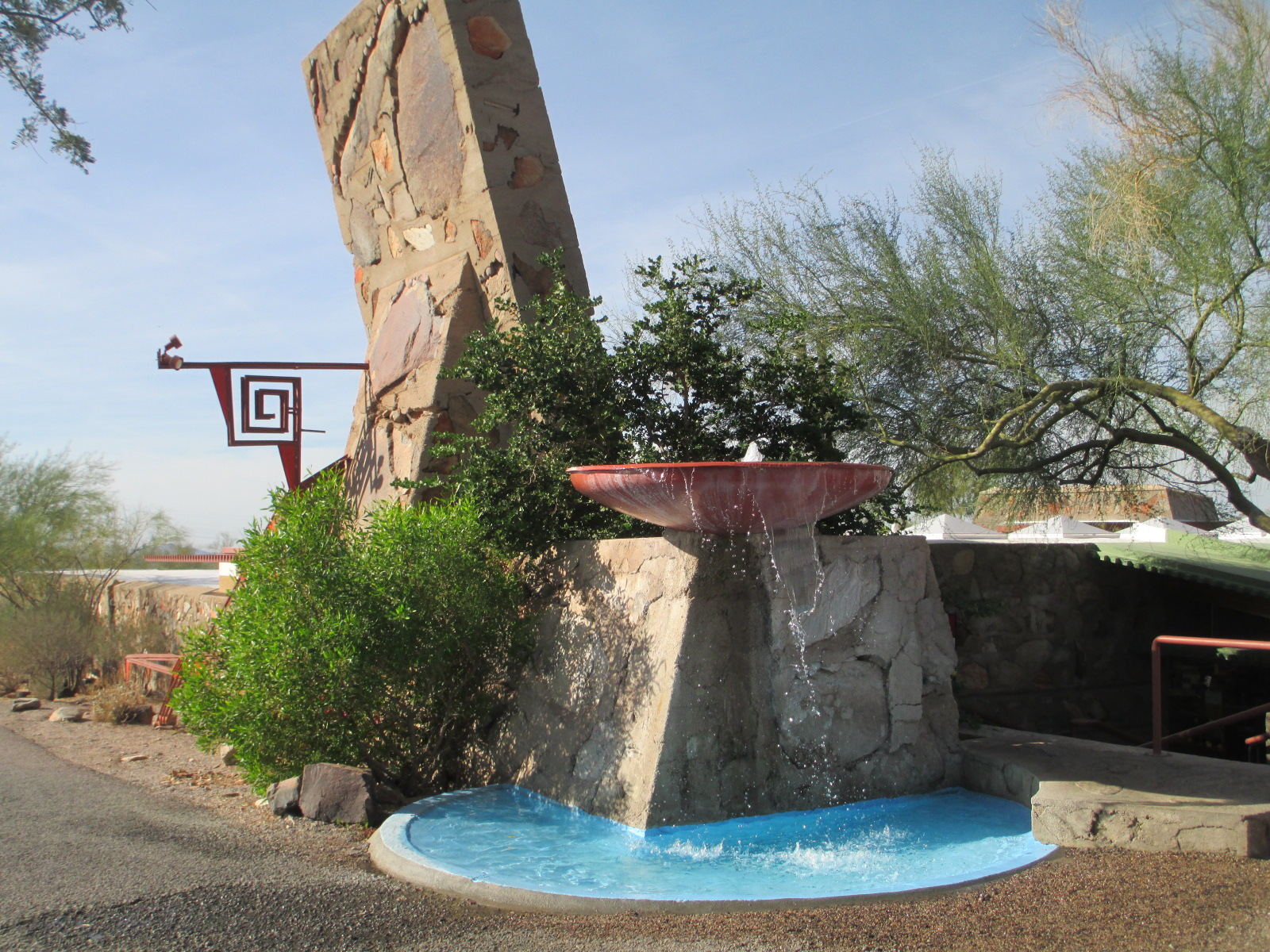 Montezuma S Castle Taliesen West 52 Sundays Halpern Blog
