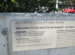 Olympic Sculpture Walk