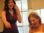 Step 1: crack up bride