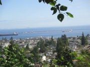 Port Angeles view
