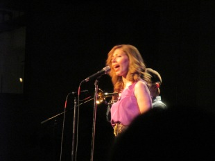 Rachel fronts Lake Street Dive