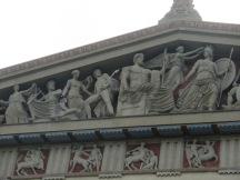 replica of Elgin Marbles