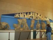 models of Elgin Marbles