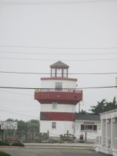 ice cream shop lighthouse