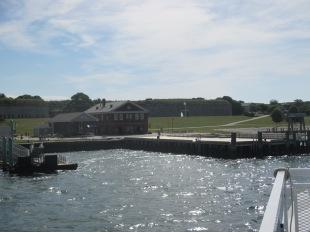 George's Island Wharf