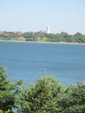 view to Lonbg Island