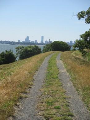 trail & view