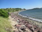rocky shore level