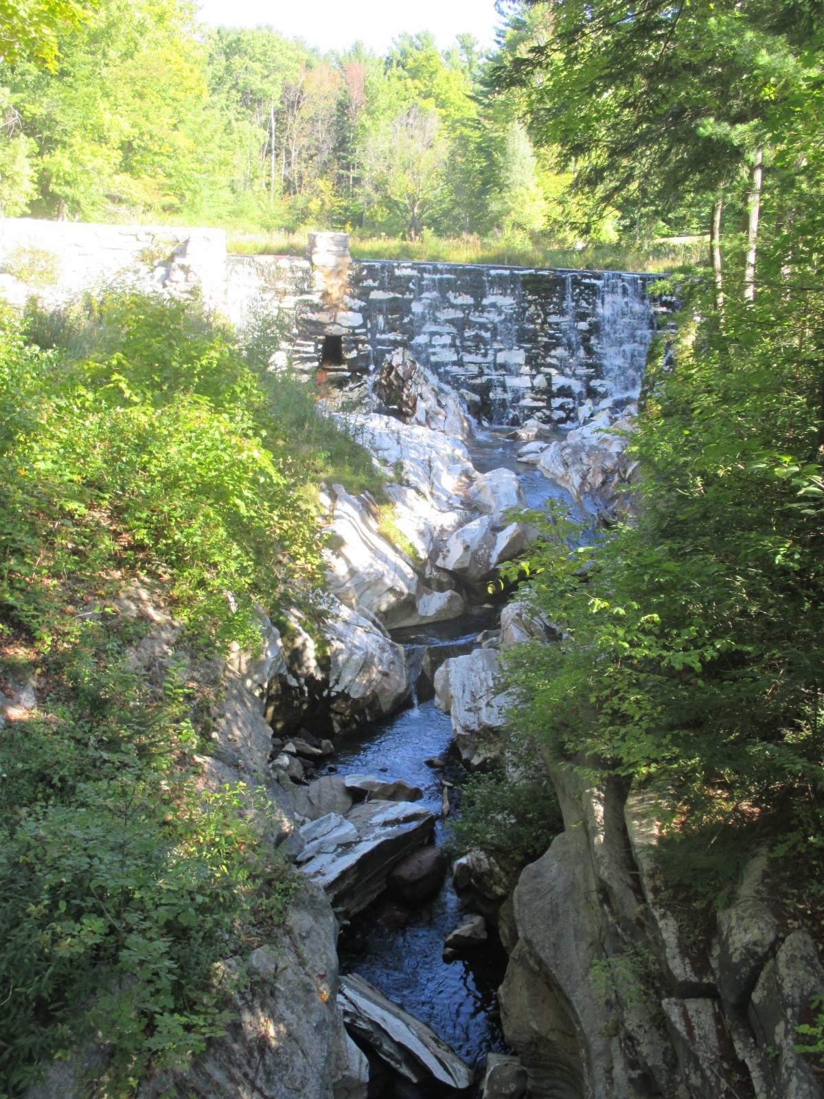 Natural Bridge State Park N Adams Ma Sept 2014 52