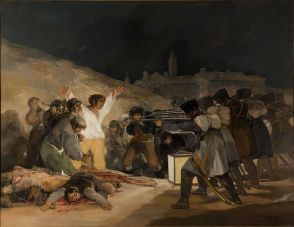 Goya May 3 1808