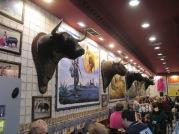 bullfighting restaurant