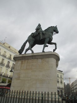 King Charles III 1716-88