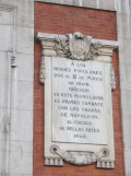 May 2nd memorial
