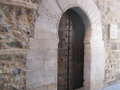 oldest door in Madrid