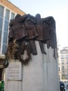 monument to the 1977 Atocha massacre