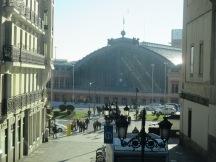 Atocha train station