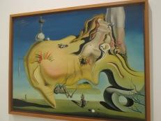 Dali's The Great Masturbator
