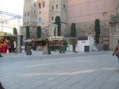 """""""Barcino"""" sculpture"""