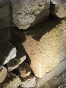 roman blocks in shul
