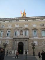 Catalunya building