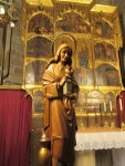 wooden Mary