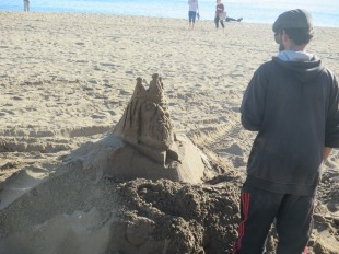 sandsculpture for tips