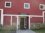barn/visitor center