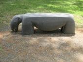 hippo bench