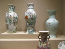 vases - China? Japan? can't remember