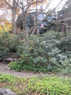 sunken Hollow garden