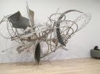 Stella sculpture