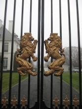 Vernon Court gate