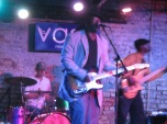 Vaso's Keb Mo-style blues band