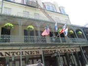 Established 1840 - Antoine's Restaurant