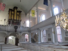 the pews