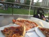 pizza & park