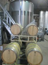 processing into barrels