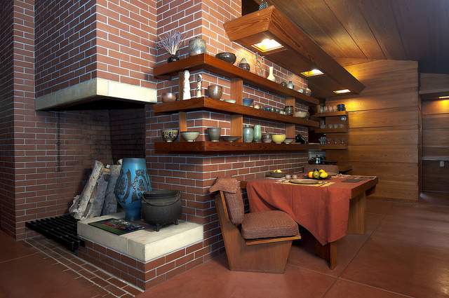 Frank Lloyd Wright S Zimmerman House Manchester Nh 12 18